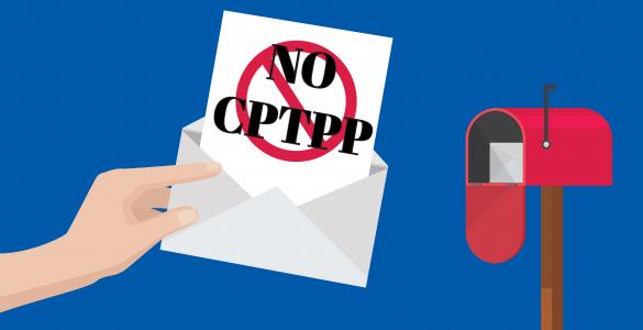 เปิดผนึกถึง 'ประยุทธ์' และคณะ 'หยุด CPTPP' พร้อมเสนอ 6 เหตุผลที่ไทยไม่ควรเข้าร่วม
